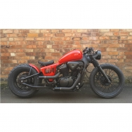 #664 bobber build