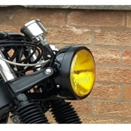 Headlight & Brackets